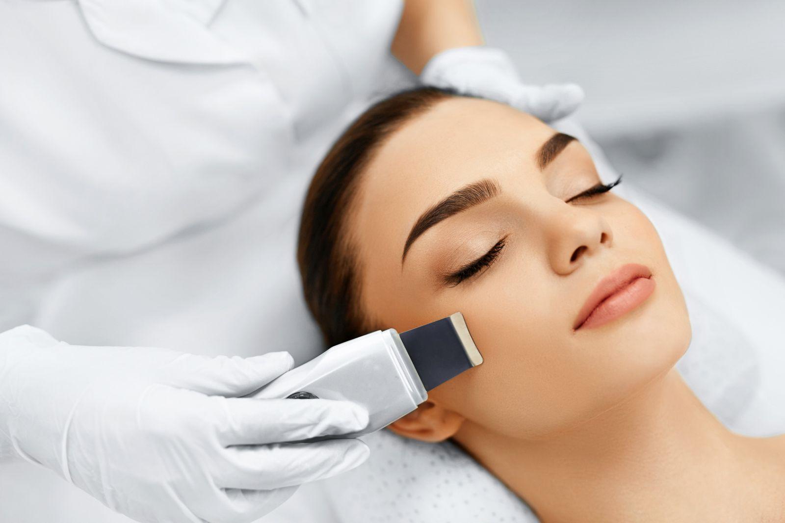 Tratamientos faciales con radiofrecuencia fraccionada