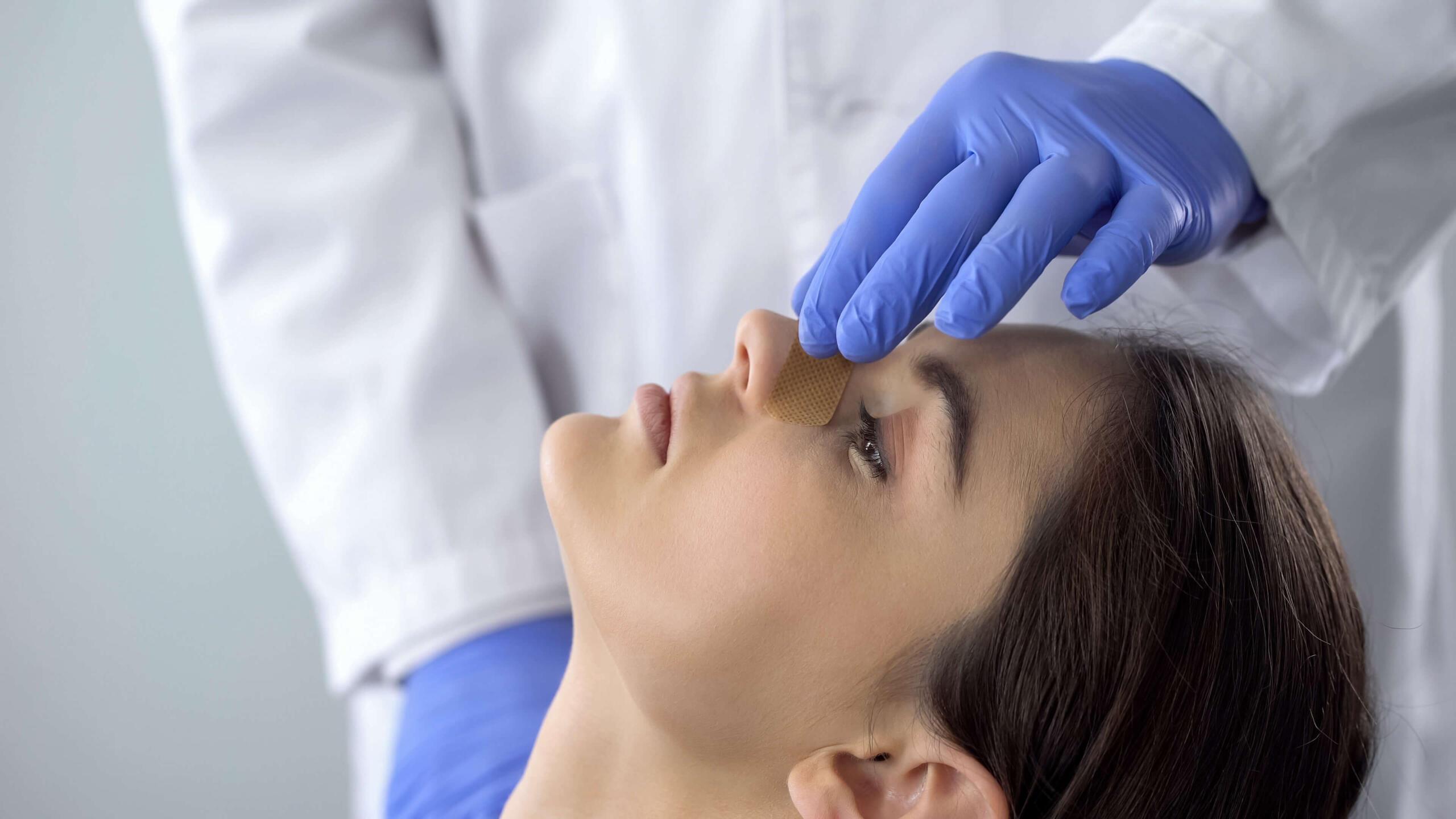Rinoplastia ultrasónica en clínicas Be