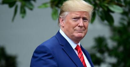 Donald Trump y su cabello