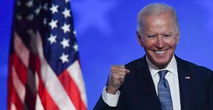 Joe Biden ganador