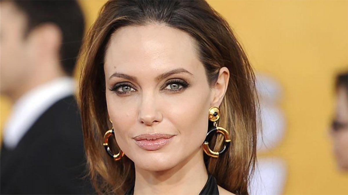Angelina Jolie es una de las celebridades más reconocida entre las musas de la medicina estética