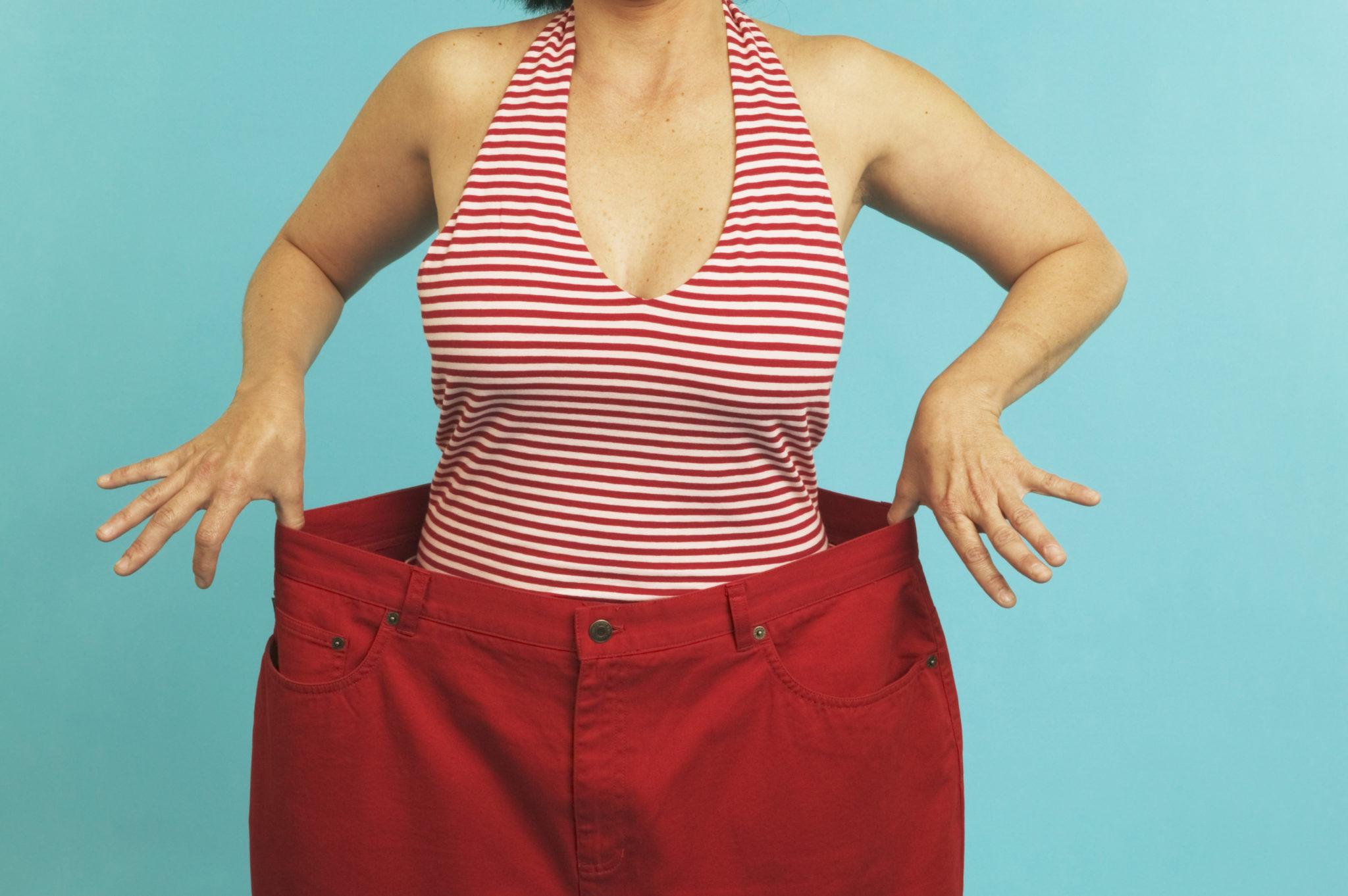 Peso y fases de una dieta para adelgazar