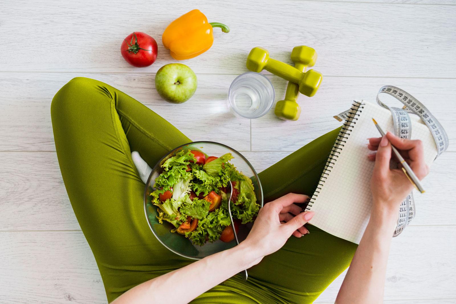 Importancia del plan nutricional