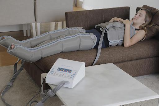 Presoterapia una nueva alternativa para la eliminacón de líquidos y drenaje linfático